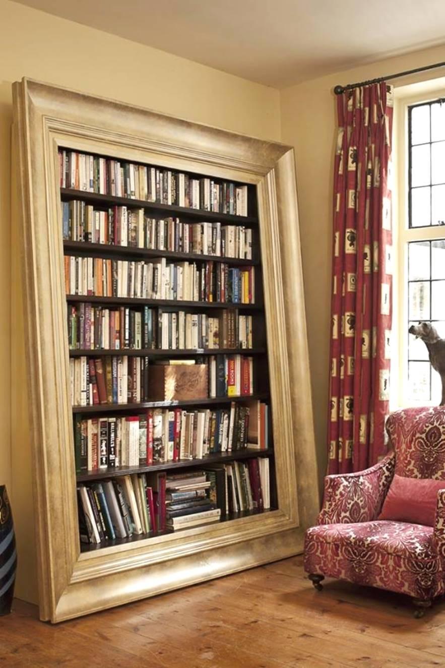 Книжный шкаф - как правильно выбрать универсальный шкаф (129.