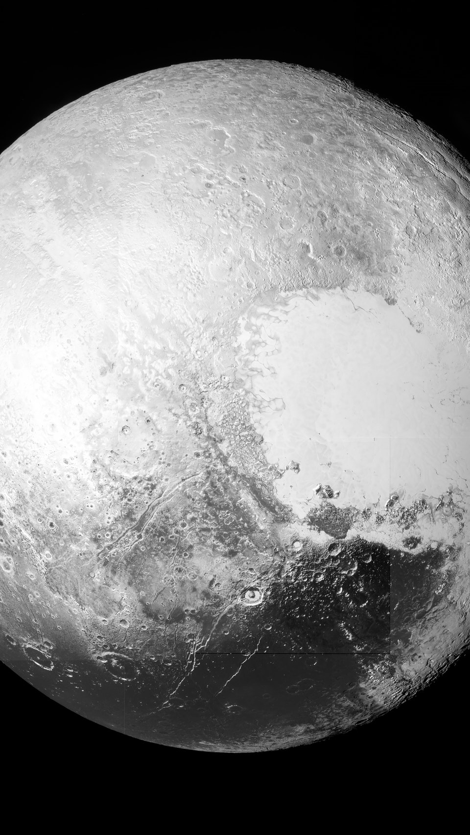 pluto planet images - HD 4748×3418