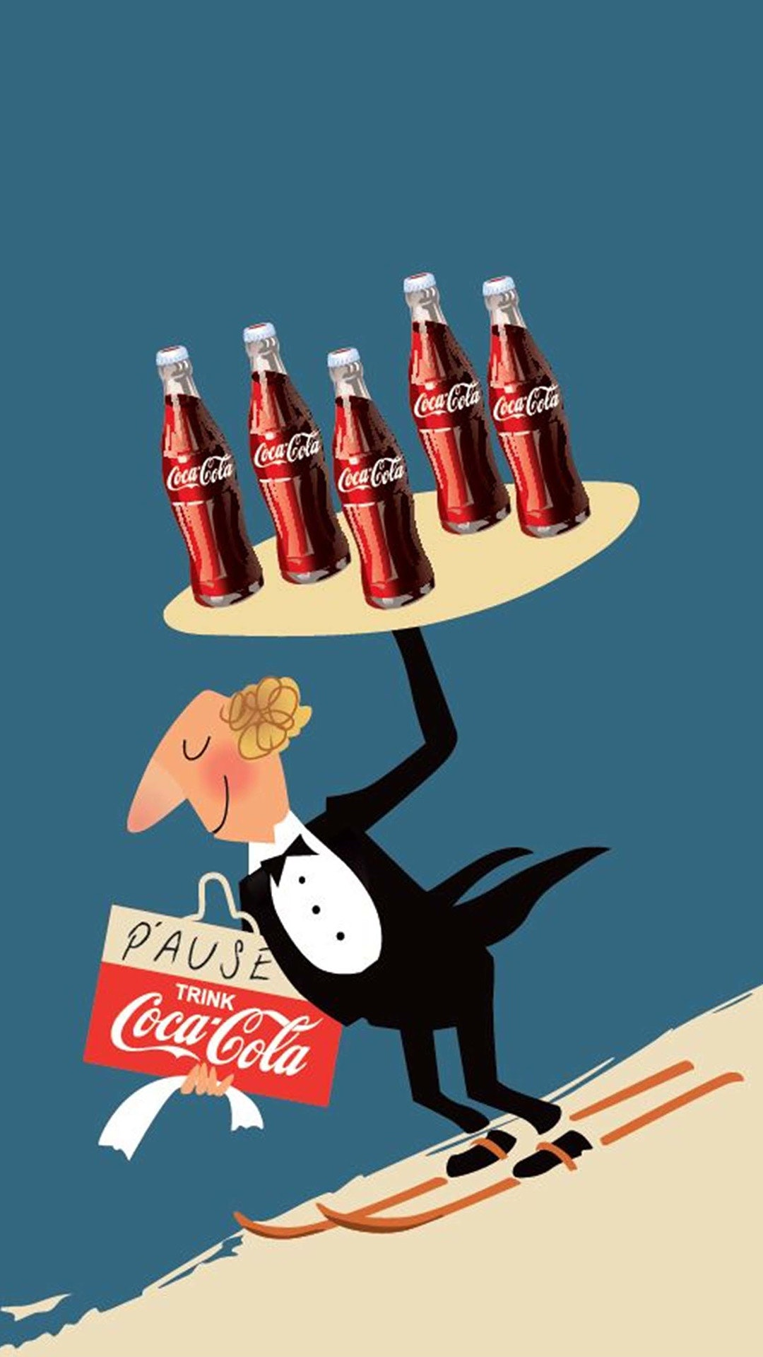 Coca Cola Advertisement by Animation Resources - Electric