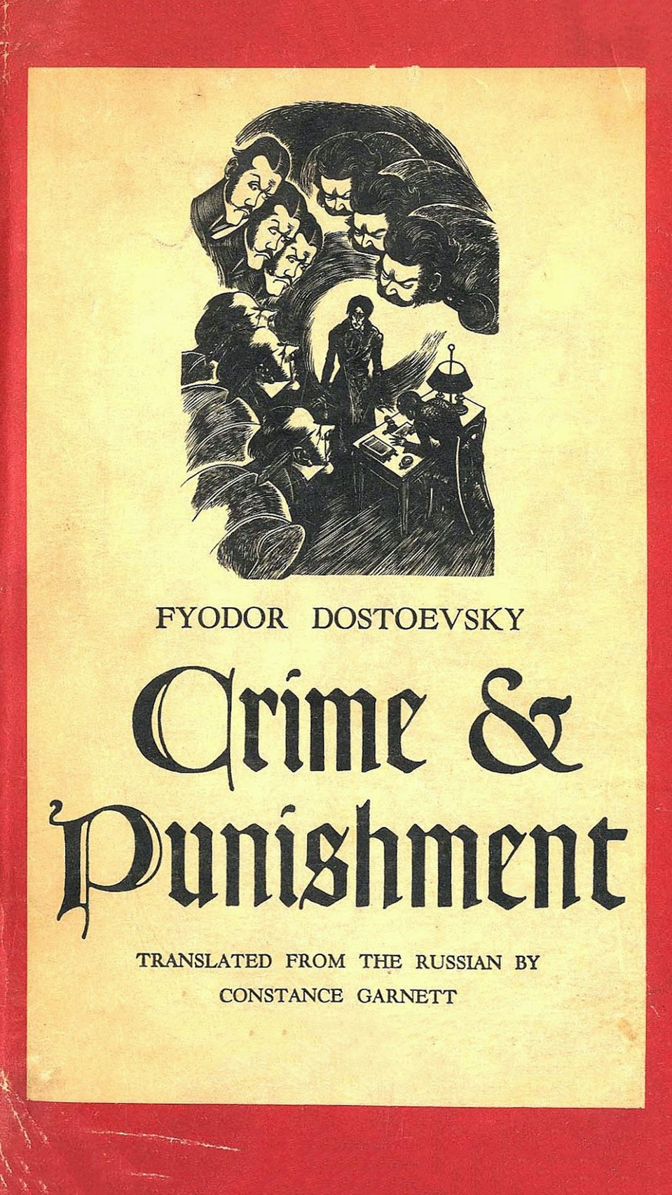 an analysis of the character of raskolnikov in dostoevskys novel crime and punishment We will write a custom essay sample on a comparison between fyodor dostoevsky's crime  besides raskolnikov, the novel  dostoevskys-crime-and-punishment-and.